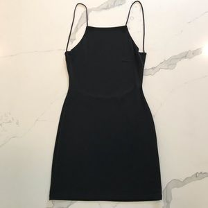 Brandy Melville Halter, Low Back Dress